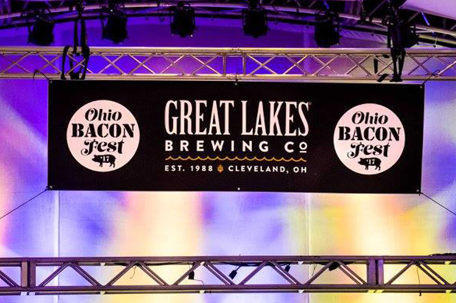 Great Lakes Stage Sponsor Banner