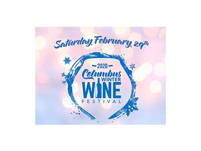 Columbus Winter Wine Fest Logo