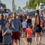 Crowded Street Whitehall Food Truck Festival 2019
