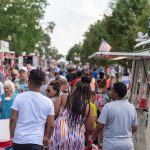 Crowd 2019 Whitehall Food Truck Fest